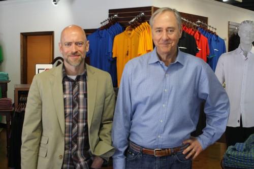 Bob Beausoleil and Tom Altieri