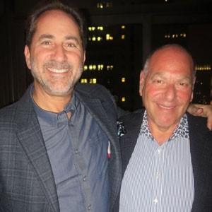 Paul Rosengard and Hershey Gold
