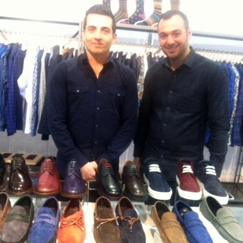 Bugatchi shoes