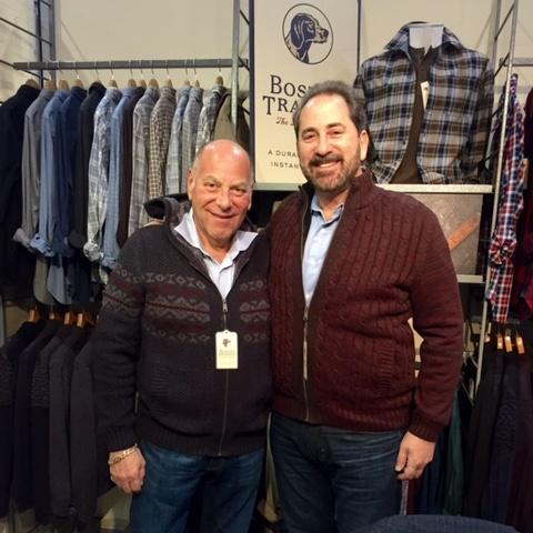 Hershey Gold and Paul Rosengard Boston Traders