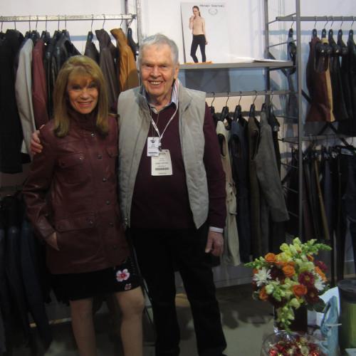 Karen with Henry Grethel