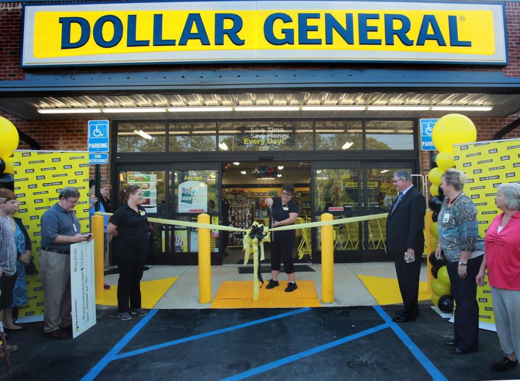 Dollar General opened its 12,000th store in Juliette, Georgia last week.