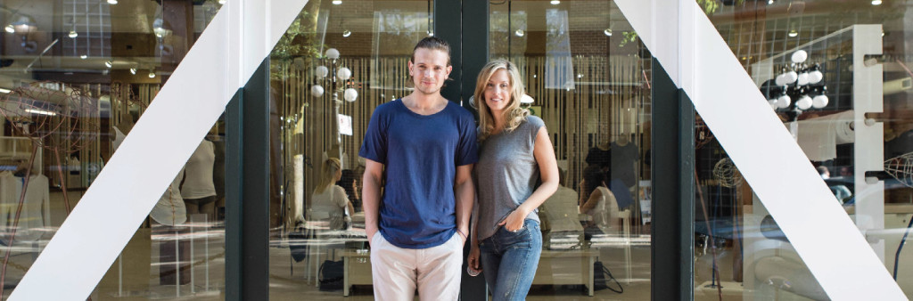 JJ Wilson, Chip Wilson's son, and Shannon Wilson, Chip's wife, own Kit and Ace