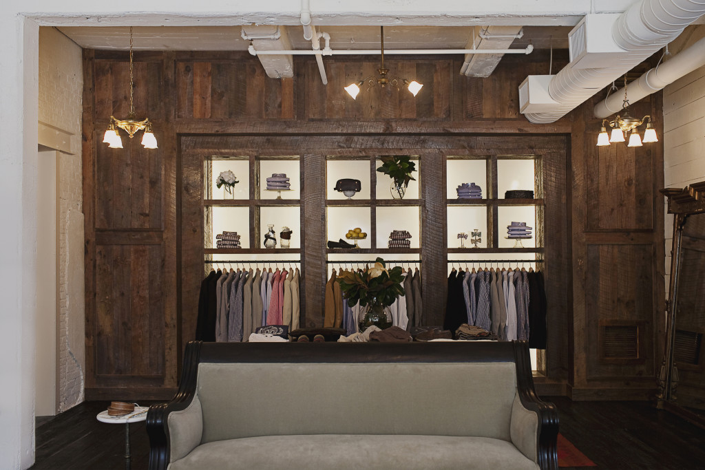 Billy Reid's Atlanta Flagship
