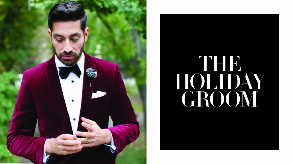 GROOMS - Holiday Spread