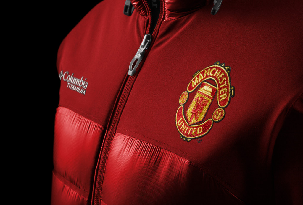 Manchester United Columbia Sportswear