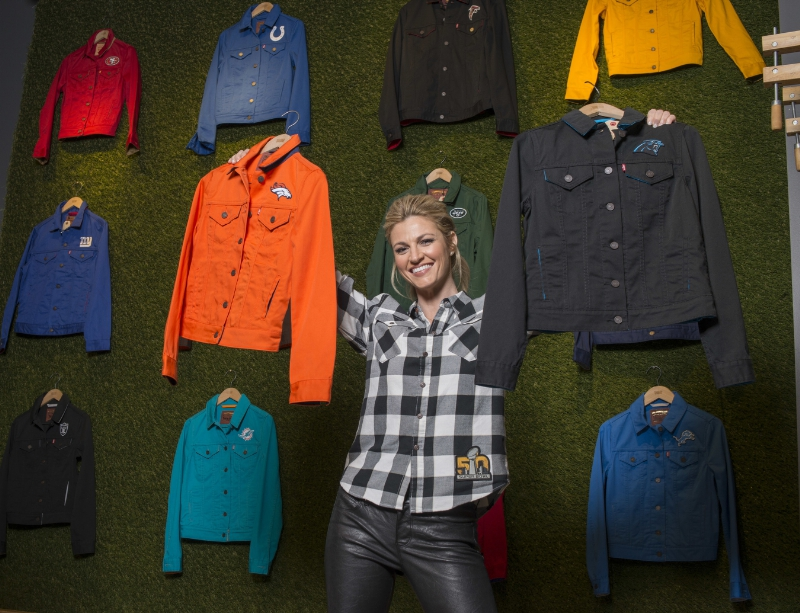 Levi's NFL Collection