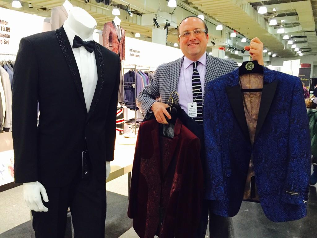 Gad Bouskila Versace BMG Imports