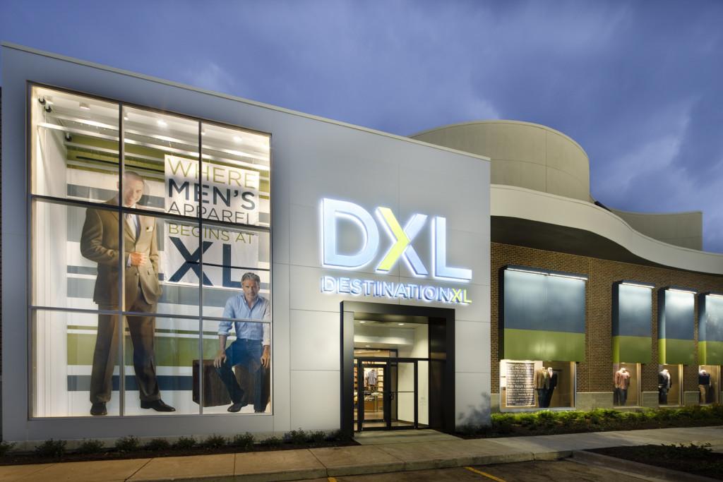 Destination XL DXL