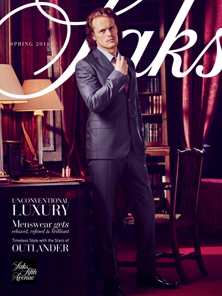 SAKS FIFTH AVENUE TO LAUNCH OUTLANDER WINDOWS ON APRIL 7 - MR Magazine