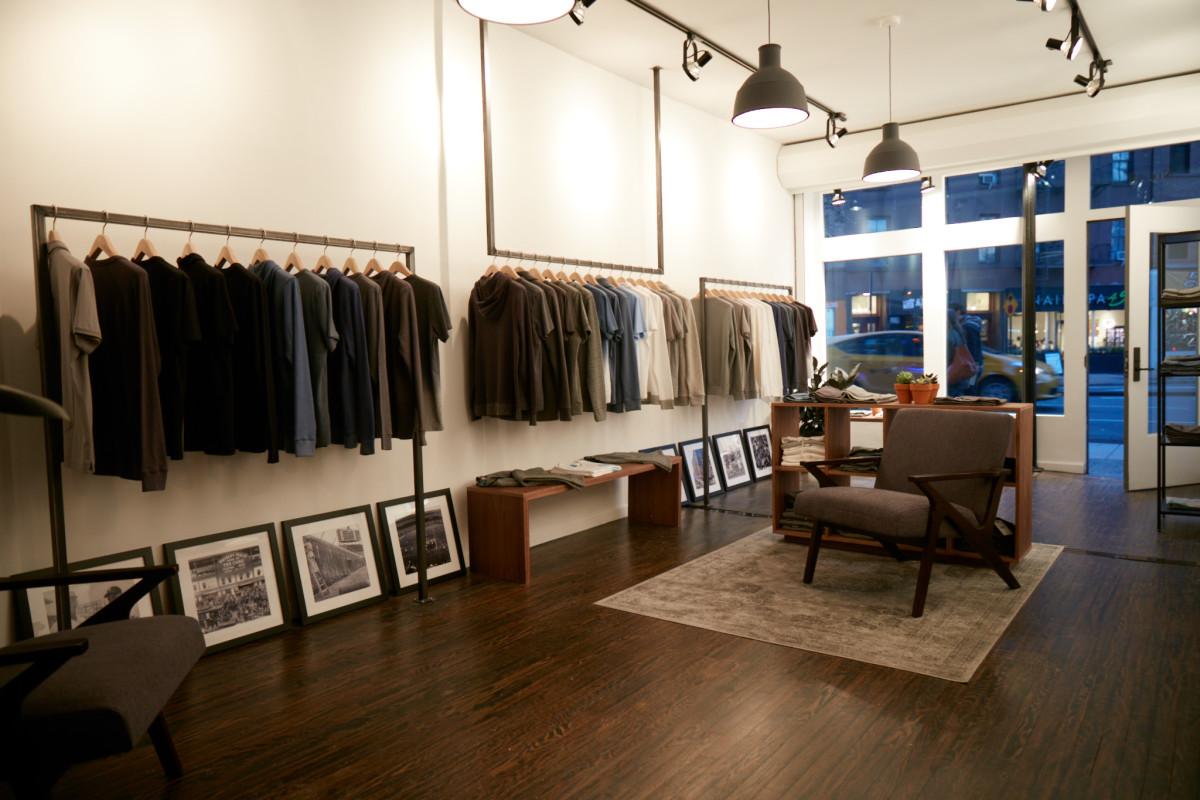 Inside Jason Scott S New Nyc Flagship Store