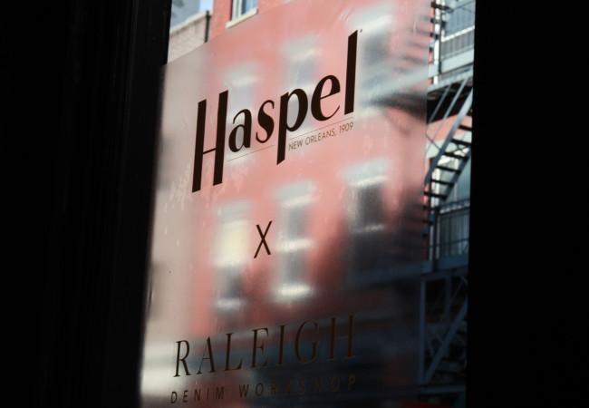 Raleigh Denim Haspel