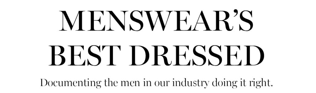 Menswear's Best Dressed Hed copy