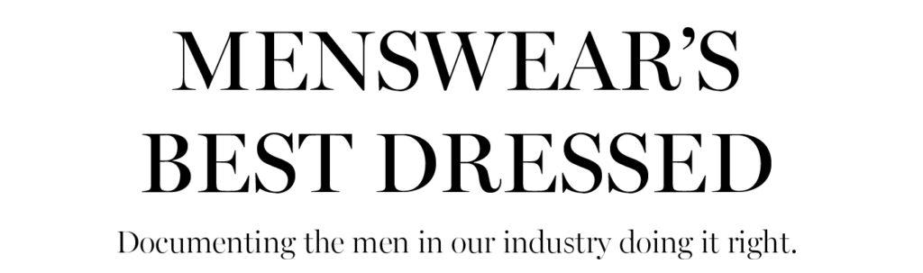 Menswear's Best Dressed Hed copy