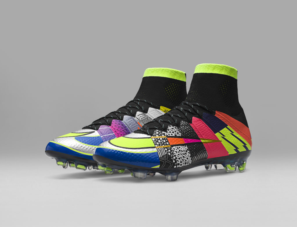Por adelantado camisa Relativo  NIKE TO RELEASE NEW MERCURIAL FOOTBALL BOOTS