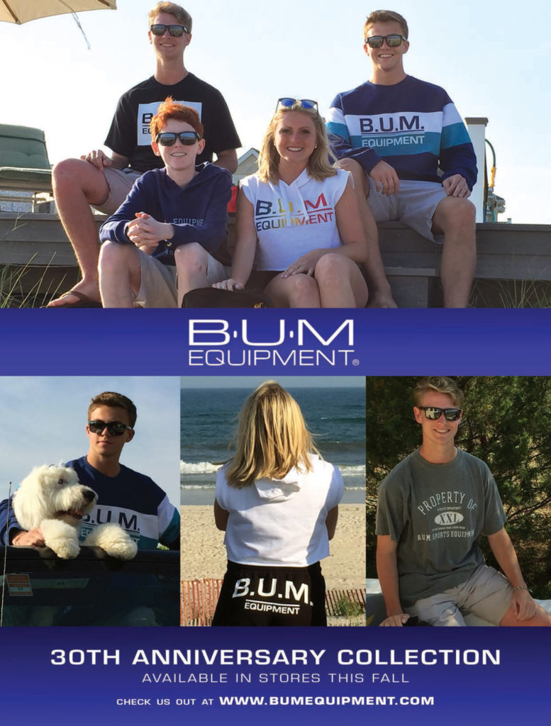 B.U.M. Equipment 2016 Ad