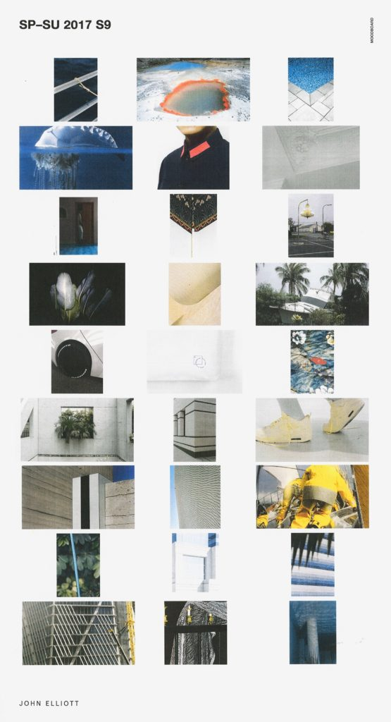 John Elliott Mood Board