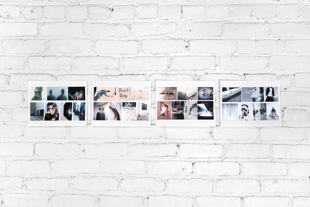 STAMPD Mood Board