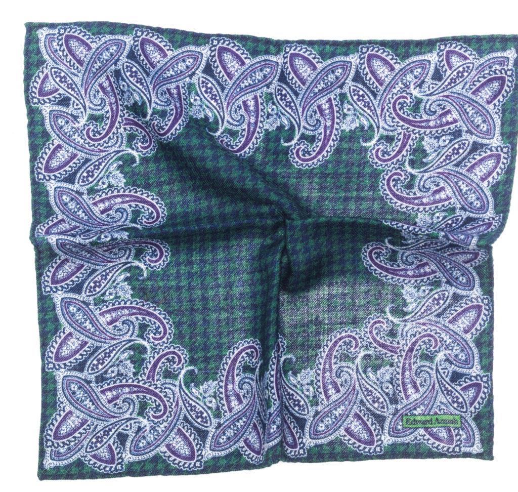 Pocket Square courtesy of Edward Armah