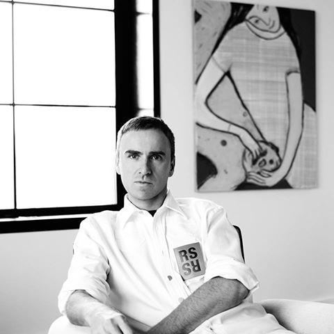 Raf Simons Calvin Klein