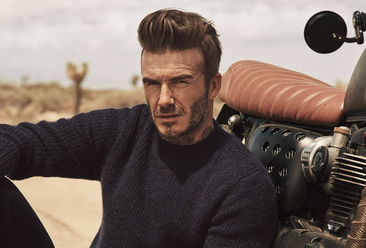 Hm To Host Live Los Angeles Event With David Beckham