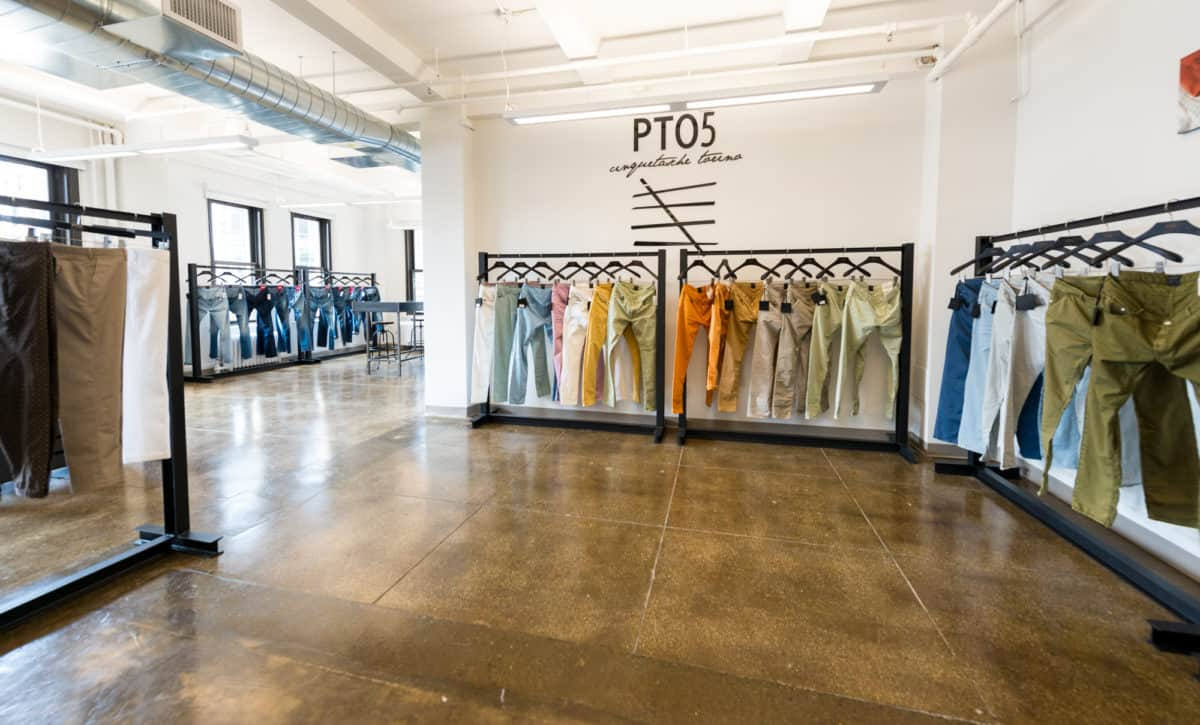 Pantaloni Showroom Torino York Pt Opens New PFR711qW