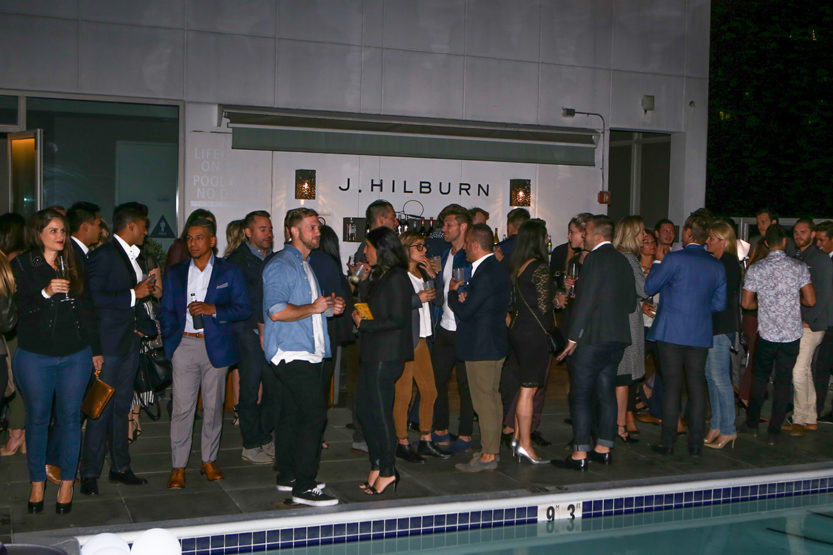 J.Hilburn LA Event