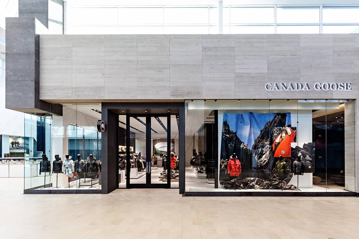 Canada Goose Toronto Flagship
