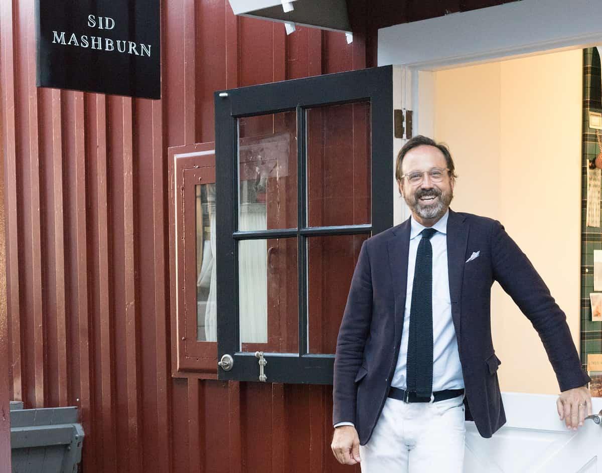Sid Mashburn LA