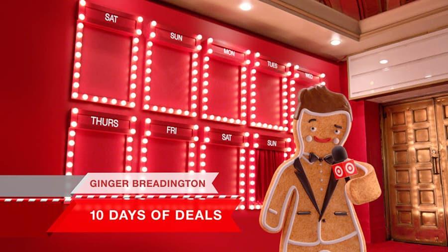 Target holiday