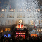 "MACY'S HERALD SQUARE UNVEILS ""BELIEVE"" HOLIDAY WINDOWS"