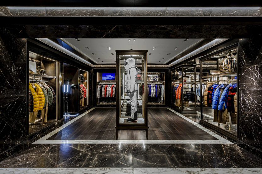 moncler store nyc