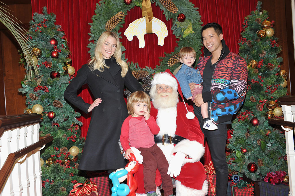 BROOKS BROTHERS HOSTS HOLIDAY PARTY TO BENEFIT ST. JUDE