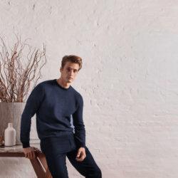 ZACHARY PRELL and Naadam Cashmere Sweater