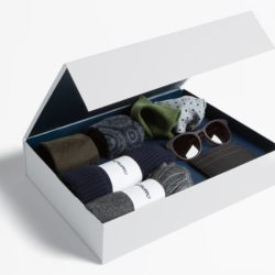 suitsupply mystery gift box