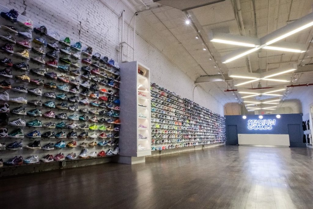 54aeb926a New York-based sneaker and streetwear retailer Stadium Goods has announced  an exciting new partnership with Seattle-based specialty retailer Nordstrom.