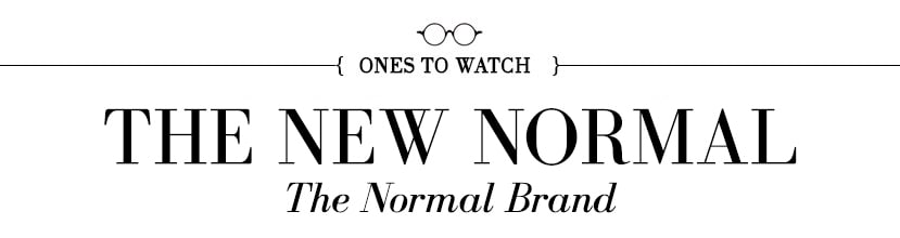 ones to watch normal brand