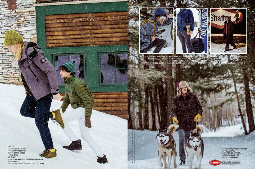 MR Fashion Après Ski