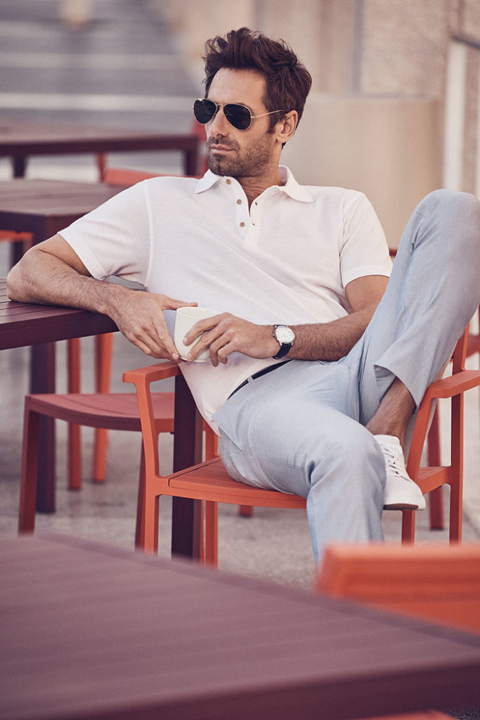 CUSTOM MENSWEAR BRAND J.HILBURN ADDS NEW PRODUCT CATEGORIES FOR SPRING