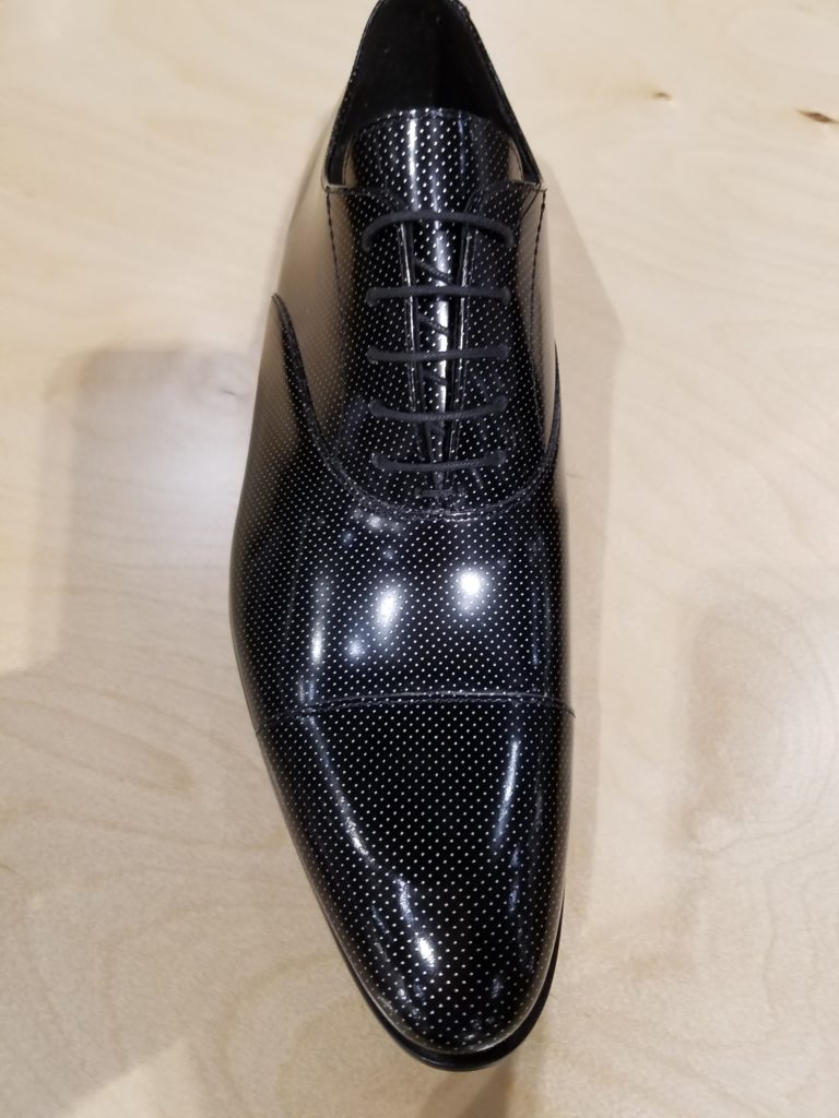 Lloyds Patent Leather Shoe