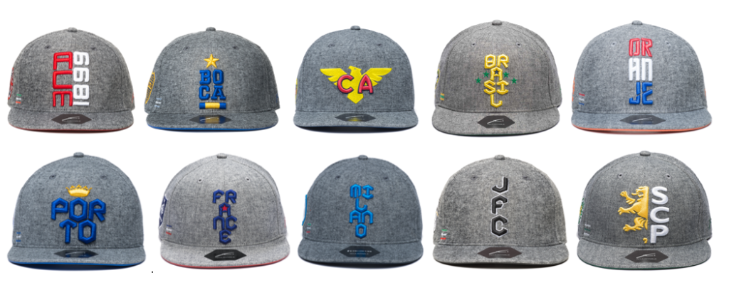 a6712aed6ac FAN INK BRINGS PREMIUM SOCCOR HAT COLLECTION TO THE STATES