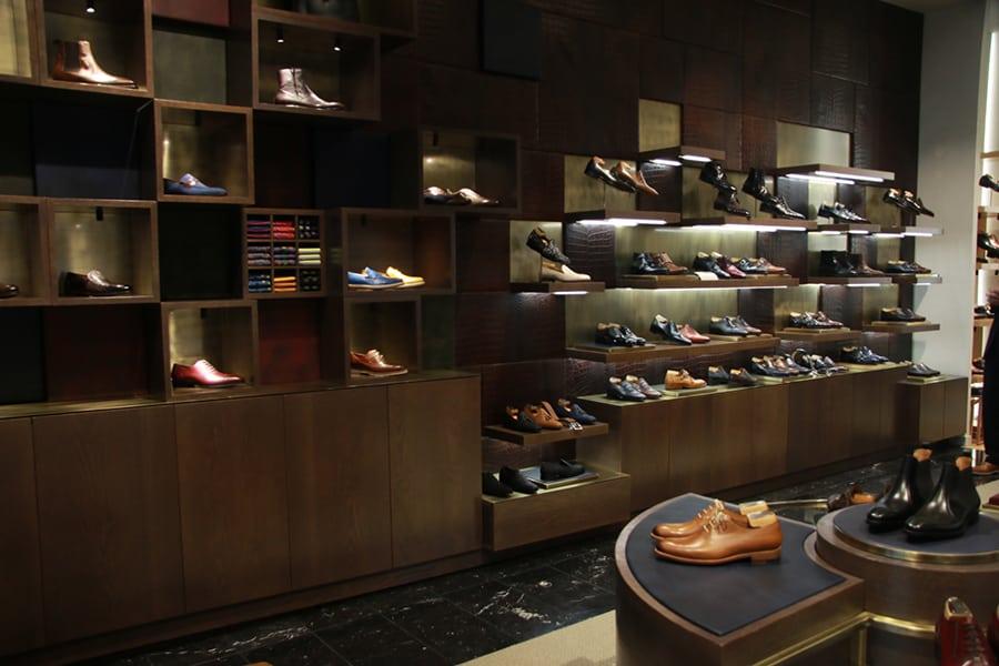 Mezlan Store Opening