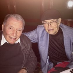 Marshall Kline and Morris McCollum