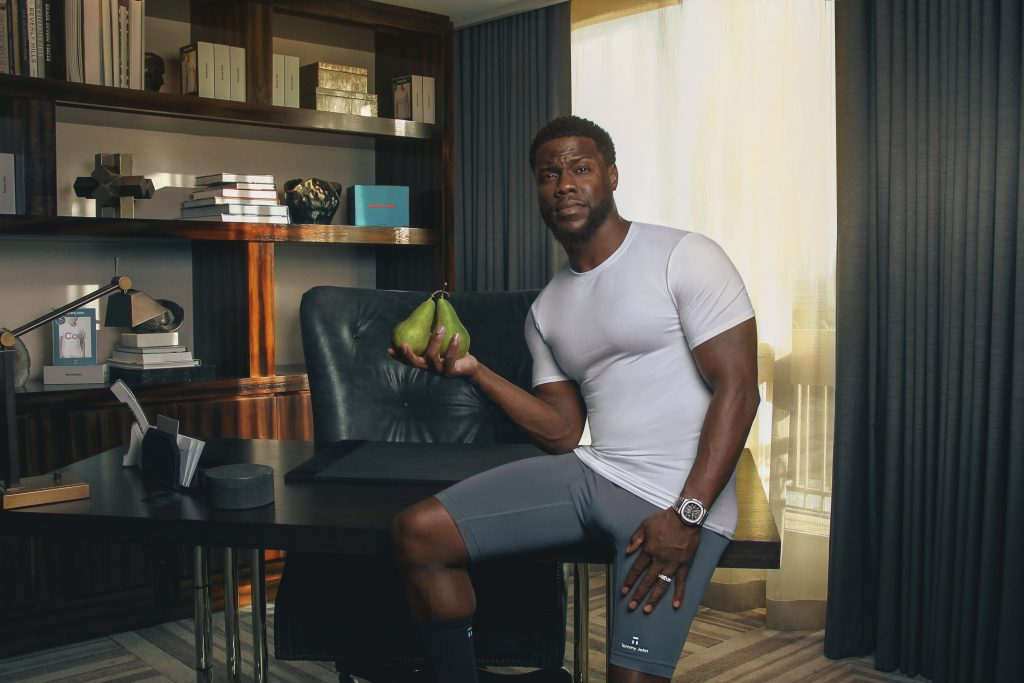 Kevin Hart Stars In New Tommy John Ads