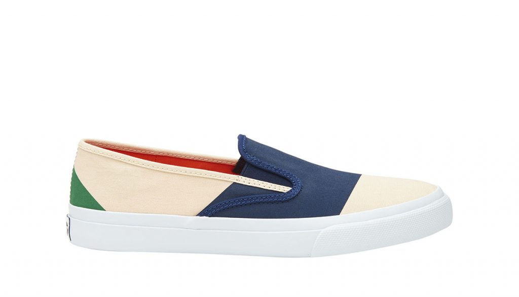 JACK SPADE LAUNCHES NEW FOOTWEAR