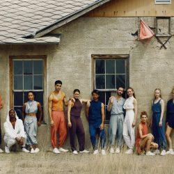 Ermenegildo Zegna Couture for LA Dance Project - Marfa