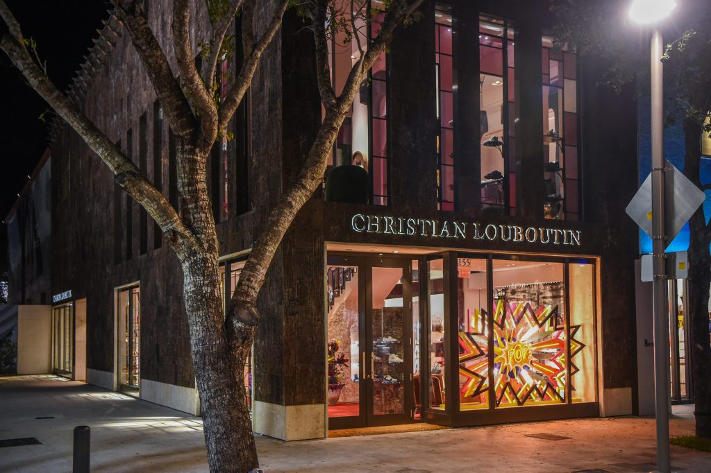 Christian Louboutin Miami Flagship Boutique