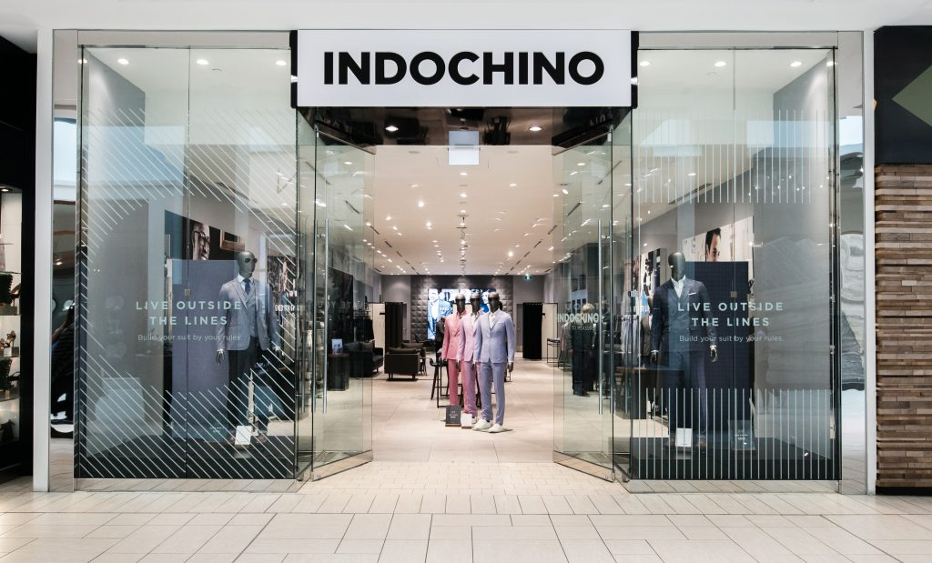 Indochino Calgary Showroom