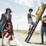 RAF SIMONS GOES TO THE DESERT FOR CALVIN KLEIN'S FALL CAMPAIGN