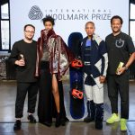 DYNE AND ZAID AFFAS GRAB 2017/18 INTERNATIONAL WOOLMARK PRIZE USA REGIONAL FINAL